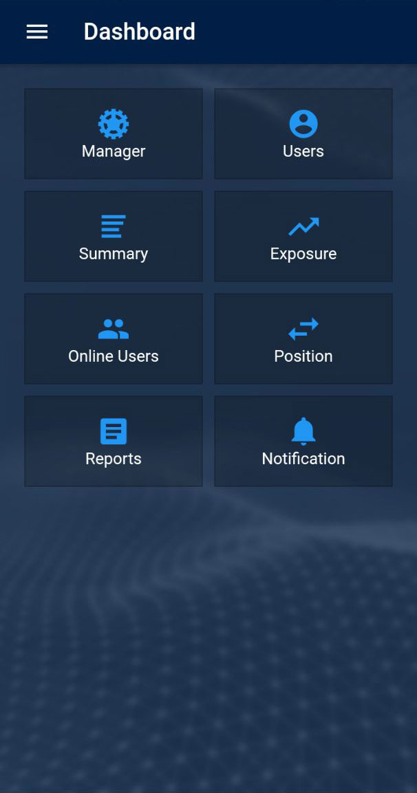 Forex Mobile Manager App